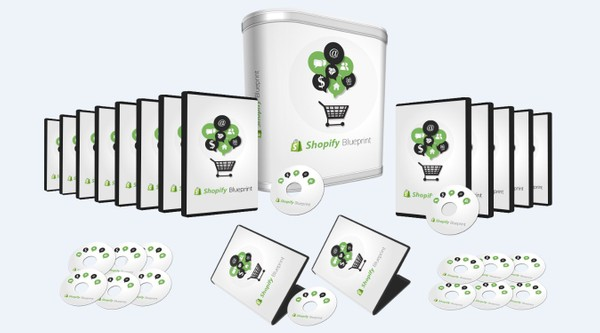 Shopify Blueprint - How to Build Your eCommerce Empire with Shopify