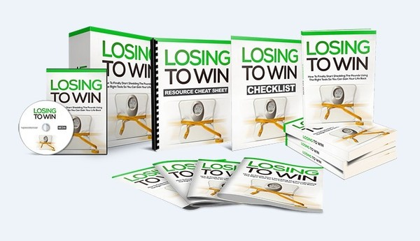 Losing To Win - Your Journey To A Happier And Healthier Life!