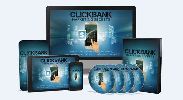 ClickBank Marketing Secrets - Learn The Secrets of Getting More Traffic and Dominate ClickBank