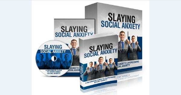 Slaying Social Anxiety - A Beginners Guide To Overcoming Social Anxiety