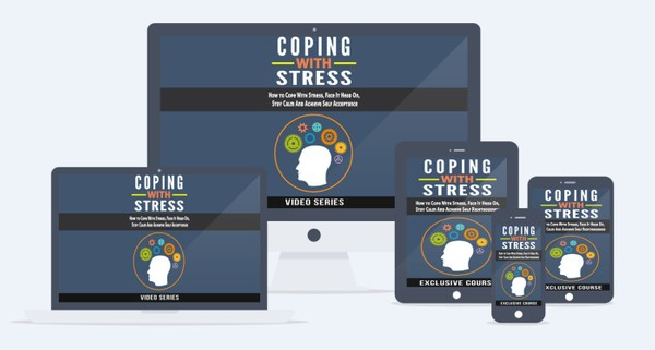 Coping With Stress - Learn How To Cope With Stress And Deal With It The EASY Way!