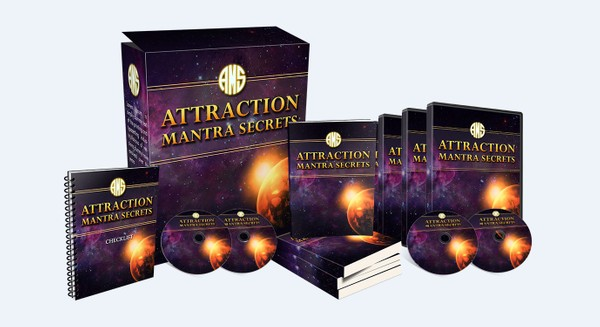 Attraction Mantra Secrets - Secrets To Unlock The Doorway To Infinite Abundance!
