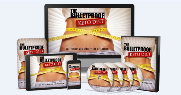 The Bulletproof Keto Diet - Lose Weight And Reboot Your Metabolism!