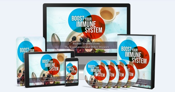 Boost Your Immune System - Protect Yourself From The Coronavirus And Other Diseases
