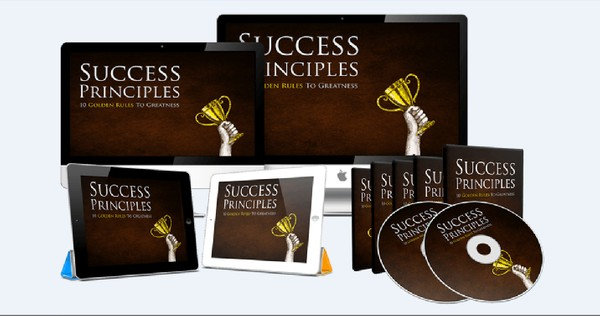 Success Principles - 10 Golden Rules To Greatness