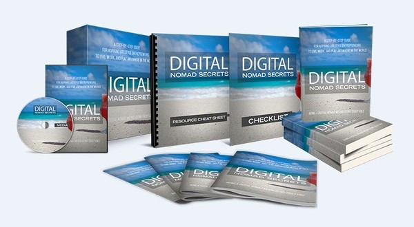 Digital Nomads Secrets - Step-By-Step Guide For Aspiring Lifestyle Entrepreneurs To Live