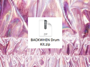 BACKWHEN Drum Kit