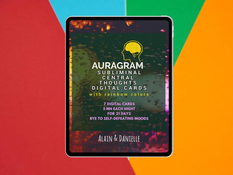 Preview - Subliminal Cards - AURAgram