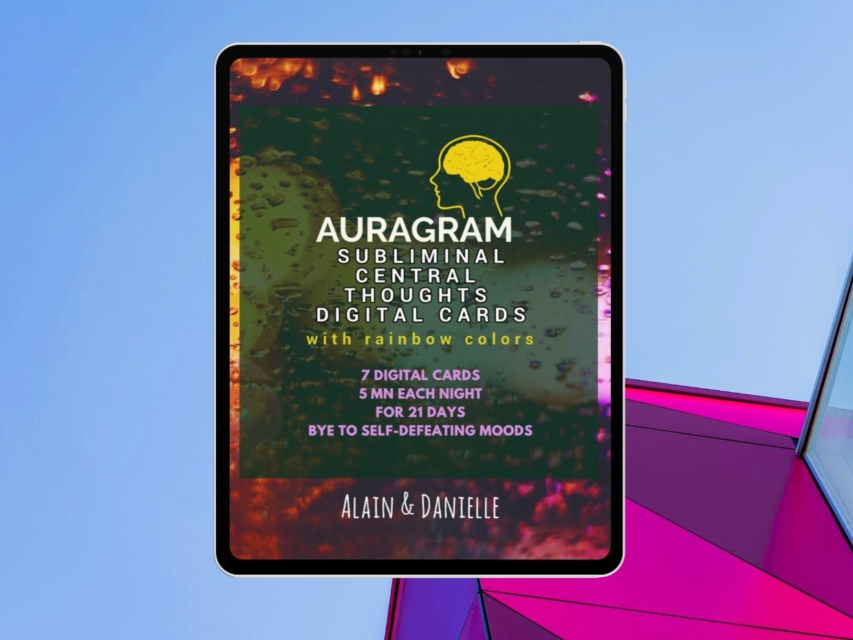 Subliminal Cards - AURAgram