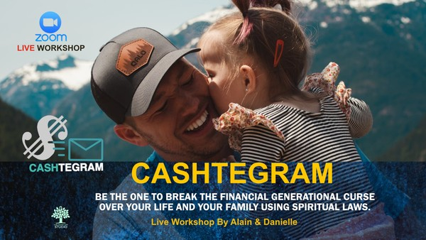 Cashtegram Live Workshop