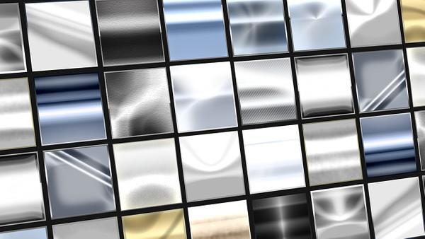 20 Metallic Layerstyles Pack