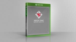 Xbox Box Art Mockup
