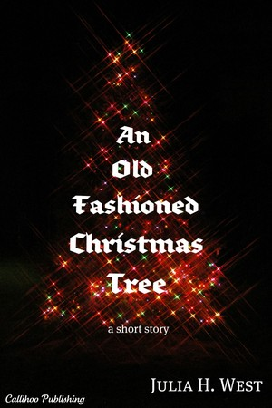 An Old-Fashioned Christmas Tree (mobi)