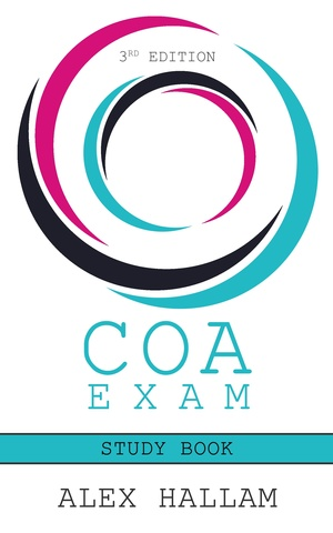 Study for the COA 3rd Edition (No Practice Test)