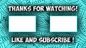 FREE TO USE OUTRO ! (EDIT THE MUSIC AND EDIT THE VIDEOS AND PUT THEM IN THE BOX)