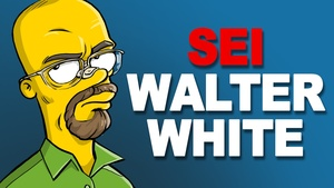 6 WALTER WHITE MAI VISTI (Boban Pesov)