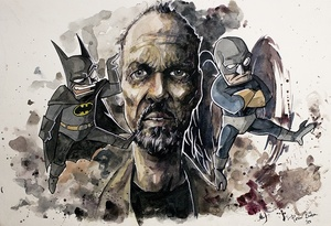 BIRDMAN FAN ART (Boban Pesov)