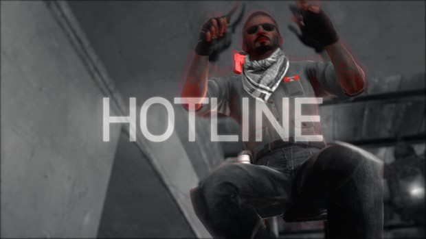 HOTLINE PROJECT (AAE)