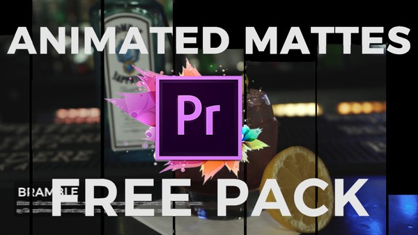 4 Free Animated Mattes For Video Editing