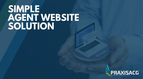 SIMPLE AGENT WEBSITE SOLUTION