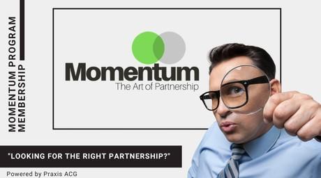 Momentum Strategic Partnership Program