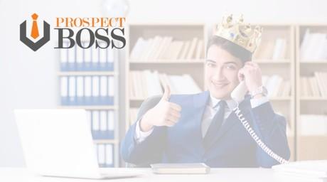 Prospect Boss CRM & Dialer