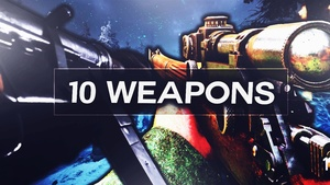 WWII Multiplayer Beta Weapons