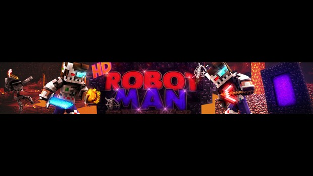 PROFESSIONAL Minecraft Banner