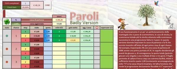 Paroli (Badly Version)