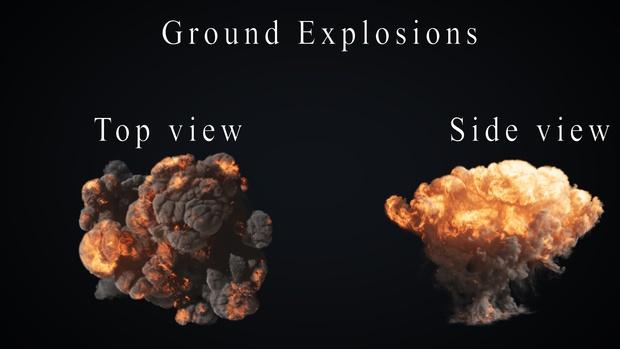 IQVFX CG Elements