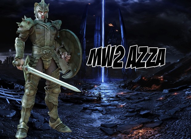 Mw2 Azza