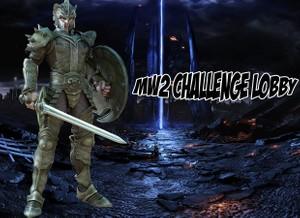Mw2 Challenge lobby