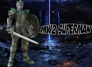 Mw2 Superman