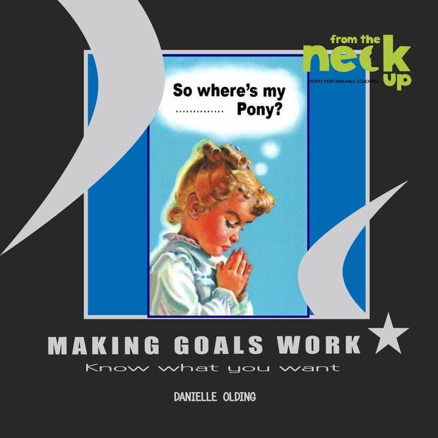 Making Goals Work