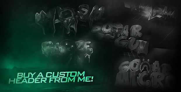 Buy a Header/Banner From Me!