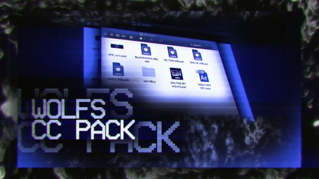 CC PACK // FILTER PACK