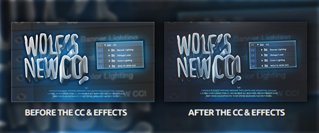 Wolfs New CC + 3D Layer-Styles