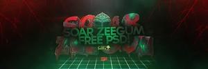 SoaR Zeegum Free PSD!