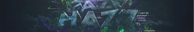 FaZe Hazz Banner PSD File!