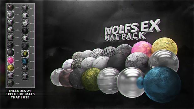 Wolfs EX Mat Pack