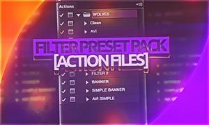 Filter Pre-Set Files (BETA)