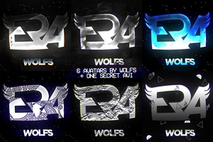 Wolfs AVI Collection V2 w/ Action Files!