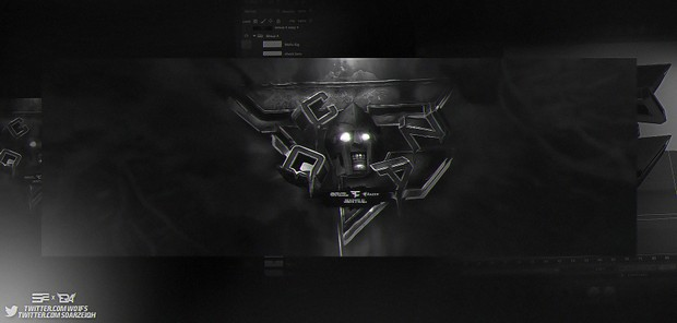FaZe Coan PSD ft. SoaR Zeiqh (Includes C4D Files + Acid CC)