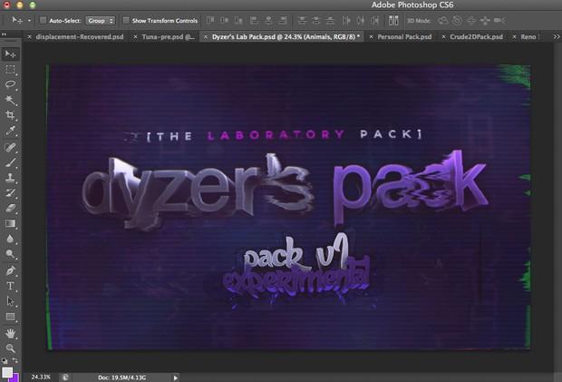 Lab Pack Experimental v1