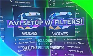 AVI Setup w/ Filters!