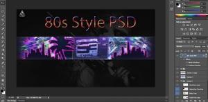 80s PSD