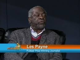 Part 3 of Les Payne, Pulitzer Prize Winning Journalist on Harlem Stoop Talk