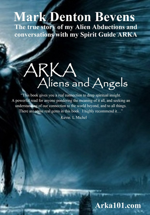 ARKA: Aliens and Angels