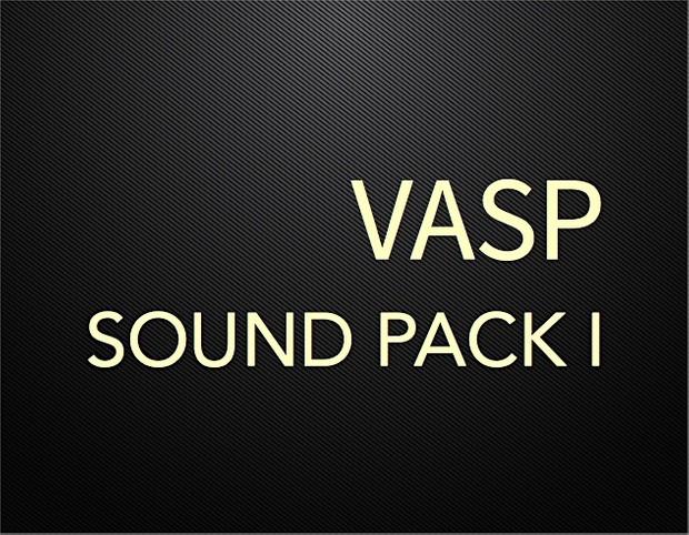 VASP Sound Pack I Part I (Mac Audio Unit Version)
