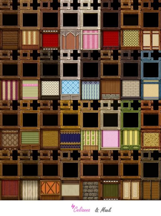 Celianna's Parallax Tiles